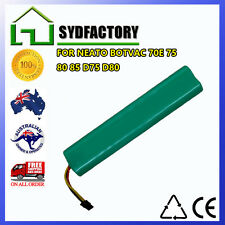 Battery For Neato Botvac Vacuum cleaner 12V 3.0Ah Ni-MH 70E 75 80 85 D75 D80 D85