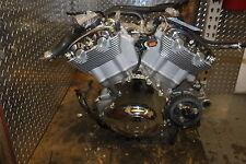 2002 HARLEY-DAVIDSON V-ROD VRSCA ENGINE MOTOR 27,697 MILES