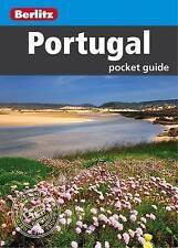 Berlitz: Portugal Pocket Guide (Berlitz Pocket Guides), Berlitz, New Book