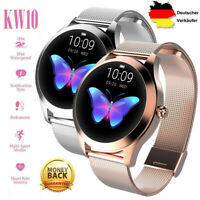 Smartwatch Wasserdicht Sportuhr Pulsuhr Handy Fitness Tracker IP68 Damen Frauen