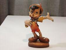 "Anri Disney Vintage Wood 5.5"" Pinocchio # 471/500"