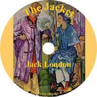 The Jacket, Jack London Audiobook Unabridged Fiction English Literature 1 MP3 CD