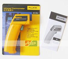 FLUKE 59 Mini Handheld Infrared Thermometer Gun Temperature Laser!NEW!