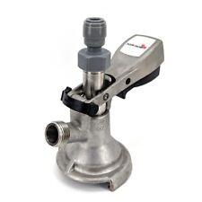 DuoTight Push-In Fitting - 9.5 mm (3/8 in.) x 5/8 in. FPT Sanke keg or Beer Line