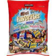 Kirkland Signature Mini Favorites Chocolate Variety 2.27kg