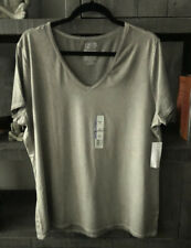 New listing NWT: Time and Tru Specially Dyed Vintage T-Shirt, Olive, Size XXL
