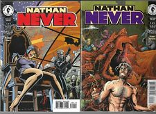 Nathan Never 1 2 3 4 5 6 trade paperback set TPB Dark Horse Dark Horse Comics