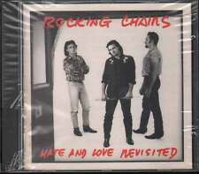 The Rocking Chairs CD Hate And Love Revisited Nuovo Sigillato RNR 134013720-2