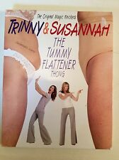 BRAND NEW TRINNY & SUSANNAH NATURAL/SKIN TUMMY FLATTENING THONG SIZE XL RRP £30
