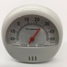 Magnetic Thermometer Place Or Stick Anywhere  Workshop, Fridge Etc
