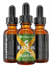Beard Oil - All-Natural and Organic Leave-In Conditioner - Jamaican Me Happy