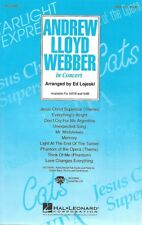 Partition orchestre - Andrew Lloyd Weber in concert