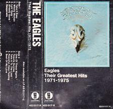 "K 7 AUDIO (TAPE) EAGLES  ""GREATEST HITS 1971-1975"""