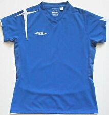 Vapa Tech Umbro Soccer Football Shirt Bright Blue Size L
