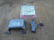 VOLKSWAGEN GOLF 1.6 SR 5 DOOR 3 PIECE ECU SET  MARK 4 2000