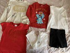 Girls Age 4-5 Clothes Bundle Tops Leggings My Little Pony