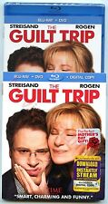 The Guilt Trip Blu-ray/DVD, 2013, 2-Disc Set,  *NEW SEALED* with Slipcover