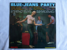 blue-jeans party-johnny hallyday avec joey and the showmen-sheila-etc-LP 33 tour