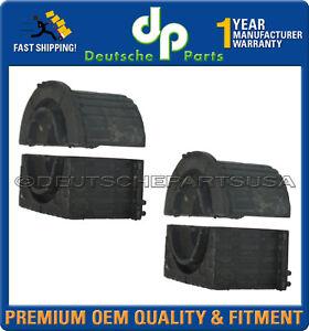 PORSCHE Panamera Front Stabilizer Sway Bar Anti Roll bar Bushing L+R SET - 4 Pcs