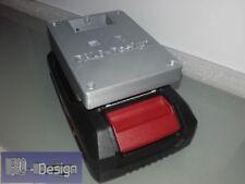 Adapter für Einhell X-Change Akku 18V / 14,4V Ladeschale Akkuhalter Grau