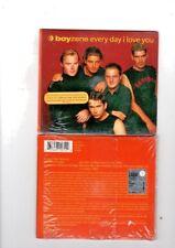 BOYZONE - EVERY DAY I LOVE YOU - CDS NUOVO SIGILLATO