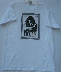 Fruit of the Loom men's short sleeve Pigpen print crewneck T-shirt size medium