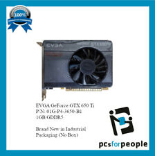 Brand New - EVGA NVIDIA GeForce GTX 650 Ti 1GB GDDR5