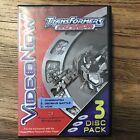 VideoNow Vol.1 Transformers Armada 3 Full Length Episodes Discs (B4)