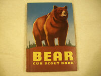 Bear Cub Scout Book 1954 GC 166A