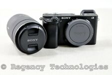 SONY ALPHA A6400 MIRRORLESS DIGITAL CAMERA WITH 18-135MM LENS | ILCE-6400M