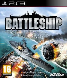 Battleship PS3 PLAYSTATION 3 Activision Blizzard