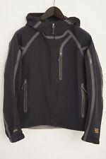 Women Mountain Hardwear JacketBreathable Softshell Black Waterproof M VAX535