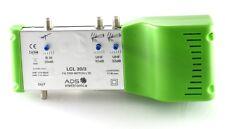 CENTRALINO AMPLIFICATORE ANTENNA TV B.III 20 dB UHF UHF 32 dB