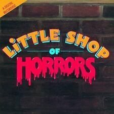 Little Shop of Horrors SOUNDTRACK / OST