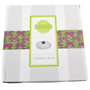 Scentsy Narrow Cement Base Accessory Lampshade Collection Electric Wax Warmer