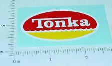 Tonka Hard Hat Construction Toy Sticker          TK-198