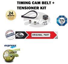 FOR Volkswagen VW TOURAN 2004-2005 2.0 FSi 16V New GATES Timing Belt Kit