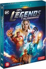 DC'S LEGENDS OF TOMORROW SAISON 3 DVD  NEUF SOUS CELLOPHANE