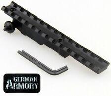 Optikmontage K98 Zielfernrohrmontage Rail Picatinny Weaver Schiene Mauser k98k