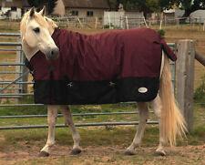 Rhinegold arizona 100g medium-lightweight horse turnout outdoor rug