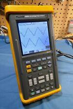 Fluke 105B ScopeMeter Series II 2 Channel 100MHz 5 GS/s New Battery & Probes