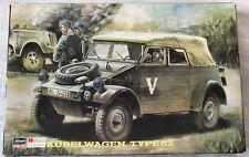 No construido 1/35 Escala Hasegawa Kubelwagen..