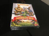 La Incredibile Ma Reale Storia De Cappuccetto Rosso DVD Edizione Speciale 2 DVD