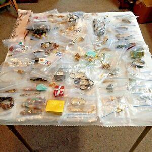 Lot of 150+ Pieces 10+ lbs. Costume Fashion Jewelry Necklaces Pendants Bracelets