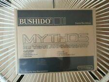 Bushido - Mythos (limitierte Fan-Box) neu noch eingeschweißt rar