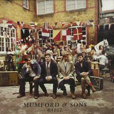 Mumford & Sons - Babel (1LP Vinyl, Gatefold) 2012 Island Records