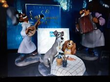 Walt Disney Classics Collection WDCC Lady & the Tramp Ltd edit Belle Notte