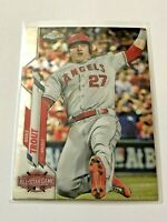 2020 Topps Chrome Update Baseball 2015 All-Star Game - Mike Trout - Angels