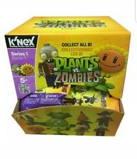 Knex Plants Vs Zombies Blind Bag series 1  blind bags new sealed x 4