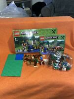 Lego Minecraft - 21114 The Farm Bag 1 Incomplete Bag 2 New And Sealed
